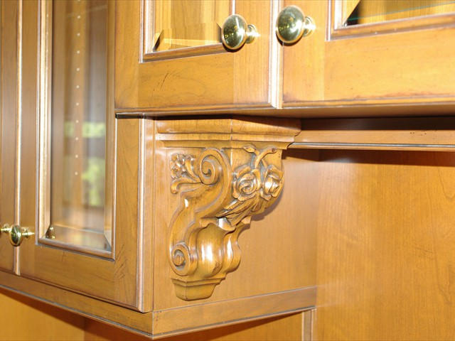AD Cabinetry -  Kitchen - Cabinet Details