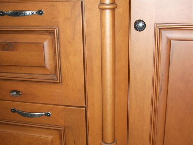 AD Cabinetry -  Kitchen - Drawer Detailing