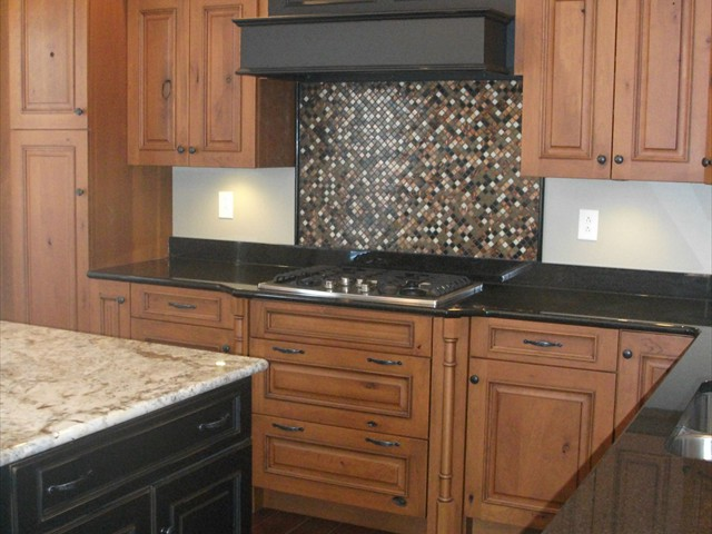 AD Cabinetry -  Kitchen - Upper Stove Cabinets
