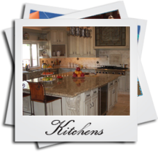 Architecturally Designed Cabinetry Kitchen Images - AD Cabinetry Inc - Albers IL - 618-248-5687